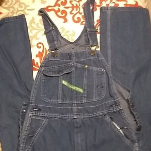 "Key "" Imperial"" blue jeans overall"